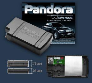 Pandora DI-02:Модуль обхода штатного имобилайзера